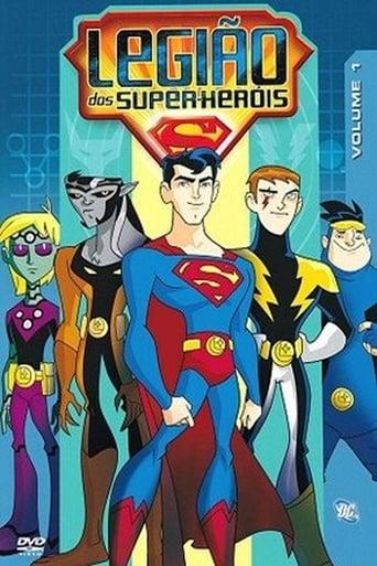 portada La legión de superhéroes