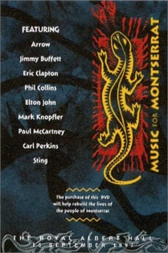 Poster of Music for Montserrat