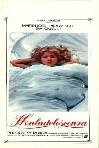Poster Playing with Love (Maladolescenza)