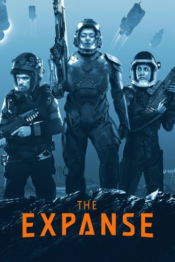 The Expanse (2015) [Season 3] Completed