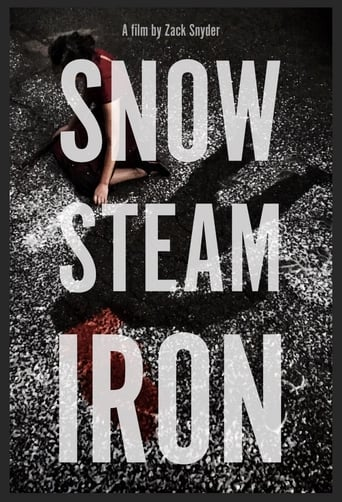 Poster of Snow Steam Iron