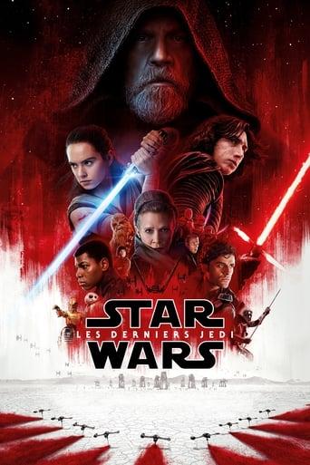 Poster of Star WarsVIII - Les derniers Jedi