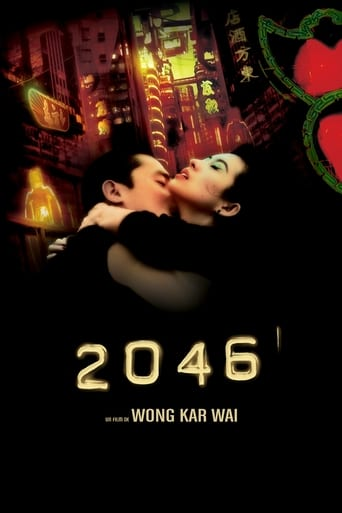 Poster of 2046