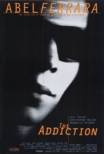Poster of The Addiction