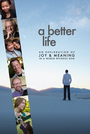 A Better Life poster