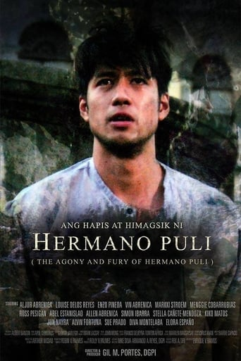 Poster of The Agony and Fury of Hermano Puli