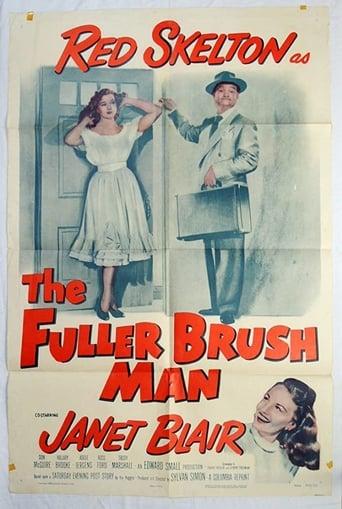 Poster of The Fuller Brush Man