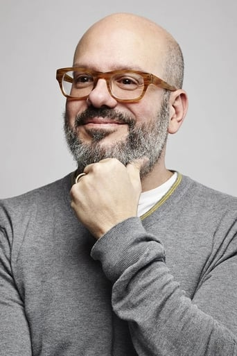 David Cross alias Riff Off Host