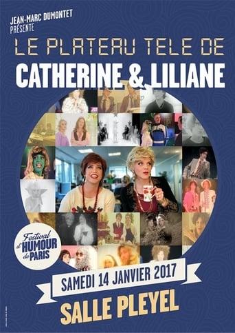 Poster of Le plateau télé de Catherine et Liliane