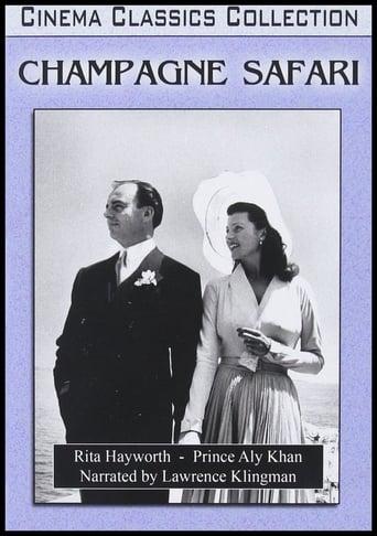 Poster of Champagne Safari