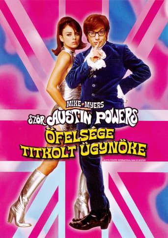 Szőr Austin Powers - Őfelsége titkolt ügynöke