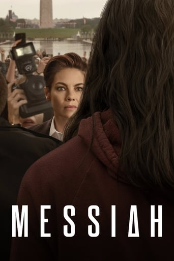 Messiah 1ª Temporada - Poster