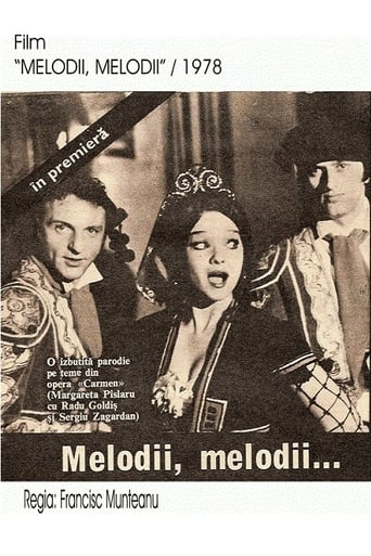 Poster of Melodii, melodii