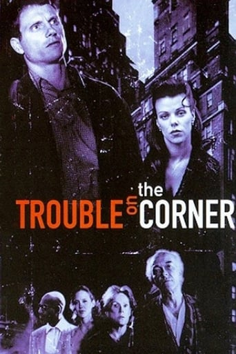 Poster of Trouble on the Corner