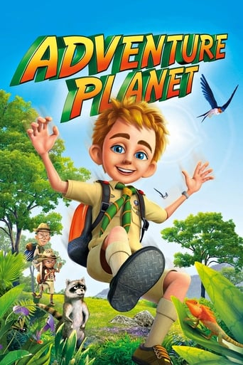 Poster of Adventure Planet