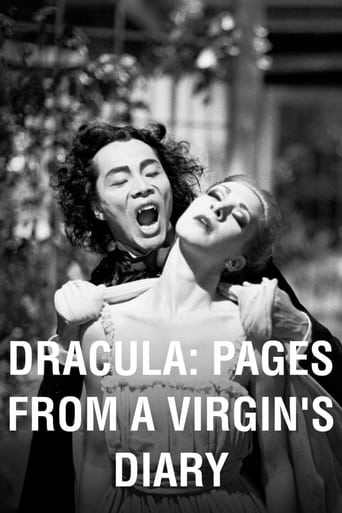 Dracula: Pages from a Virgin's Diary / Dracula: Pages from a Virgin's Diary