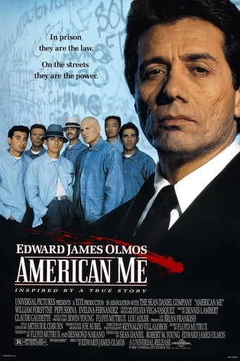 Poster of American Me