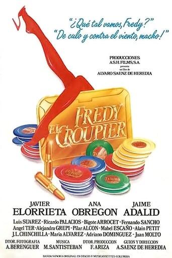Poster of Fredy el croupier