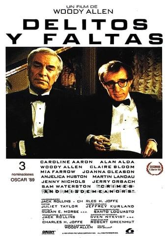 Poster of Delitos y faltas
