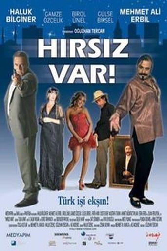 Poster of Robbery Alla Turca