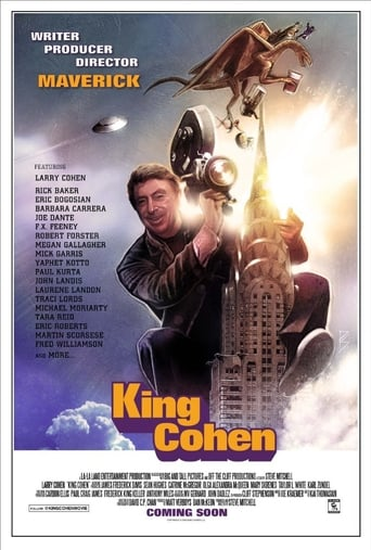 Poster of King Cohen: The Wild World of Filmmaker Larry Cohen