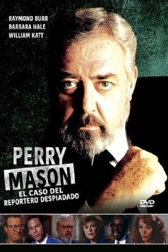 Poster of Perry Mason: The Case of the Ruthless Reporter