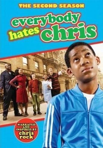 Todo Mundo Odeia o Chris 2ª Temporada – Dublado BluRay 720p Download (2006) Torrent