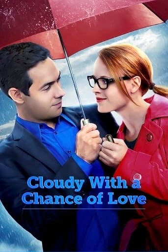 Poster of Cloudy With a Chance of Love fragman