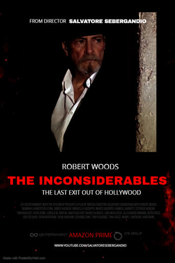 The Inconsiderables: Last Exit Out of Hollywood Poster