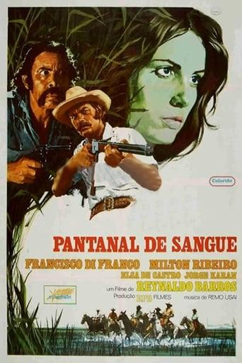 Poster of Pantanal de sangue