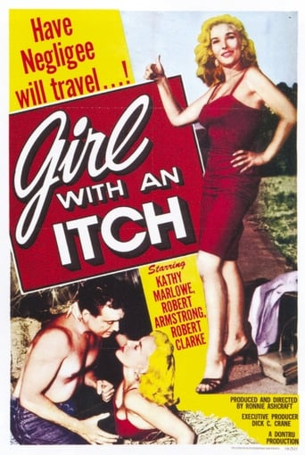 Poster of Girl with an Itch