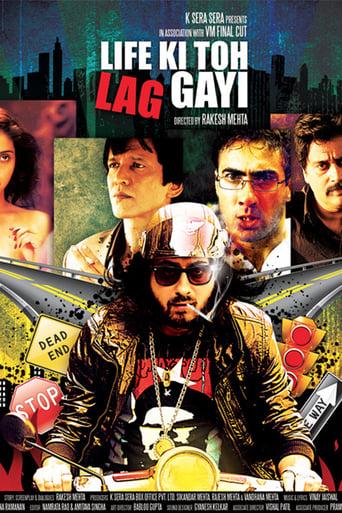 Poster of Life Ki Toh Lag Gayi