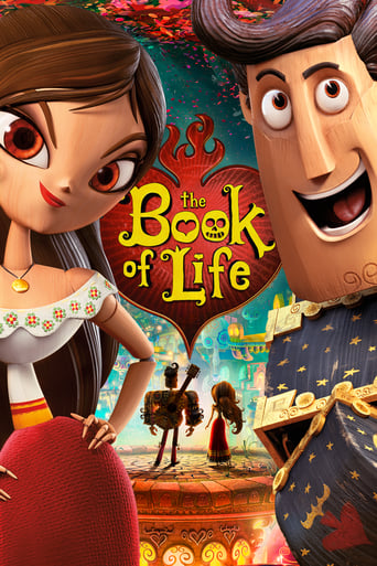 Poster of The Book of Life