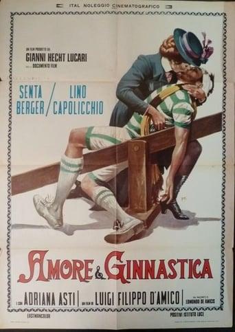 Poster of Amor y gimnasia
