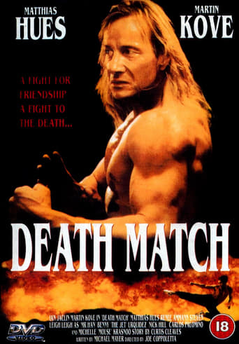 Poster of Death Match