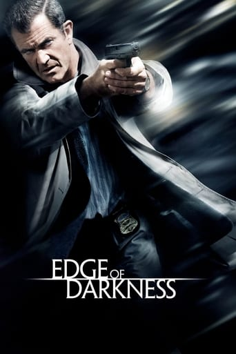 Official movie poster for Edge of Darkness (2010)