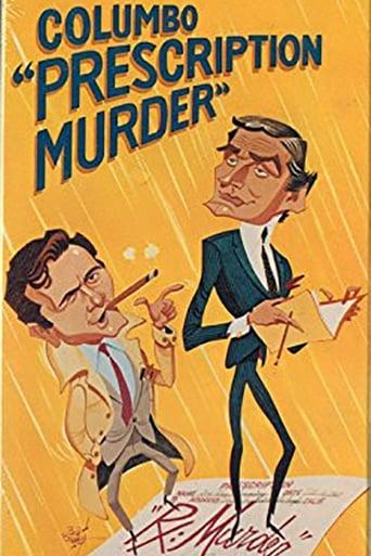 Poster of Prescription: Murder