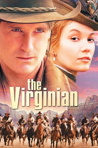 Poster of The Virginian