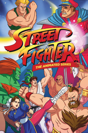 Poster of Street Fighter
