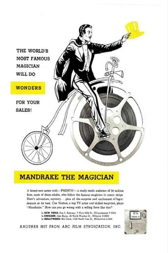 Poster of Mandrake the Magician