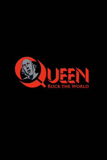 Queen: Rock the World Movie Poster