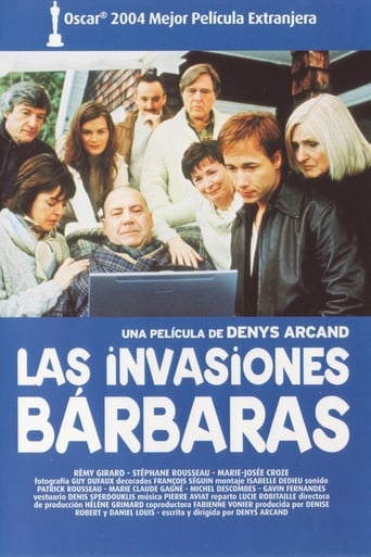 Poster of Las invasiones bárbaras