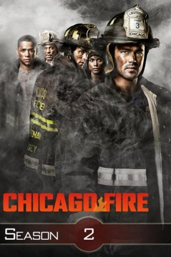Chicago Fire (2013) 2 Sezonas EN