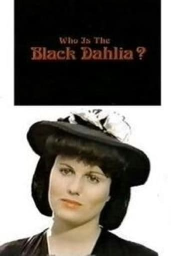 Poster of Who Is the Black Dahlia?