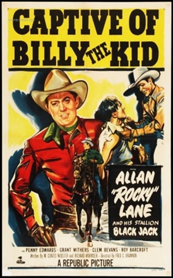 Captive of Billy the Kid