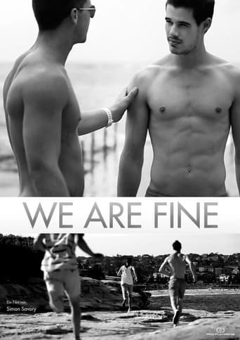 Poster of We Are Fine