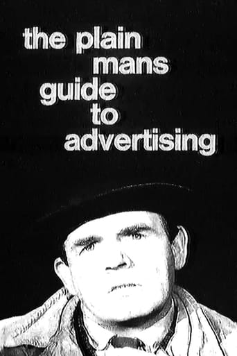 Poster of The Plain Man's Guide to Advertising