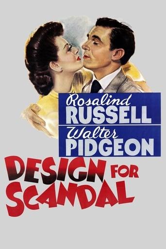 Poster of Design for Scandal