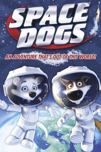 Poster of Space Dogs