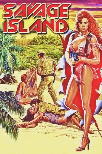 Poster of Savage Island